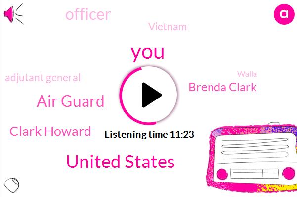 United States,Air Guard,Clark Howard,Brenda Clark,Officer,Vietnam,Adjutant General,Walla,Jerry Email,Utah,Ogden,Afghanistan,Salt Lake Valley,Cong Delta