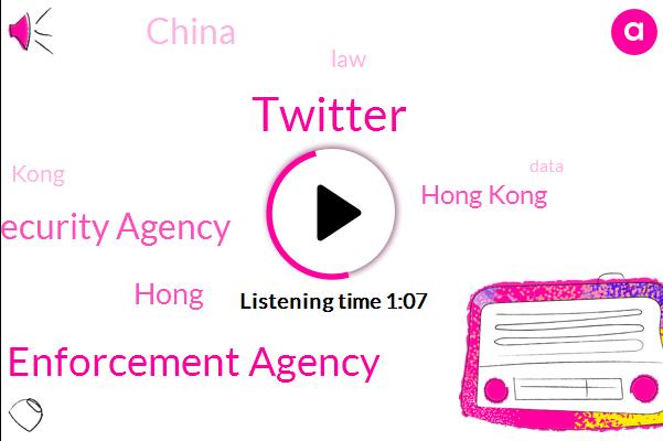 Listen: Tech giants halt Hong Kong police help