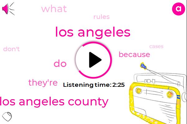 Los Angeles,Los Angeles County