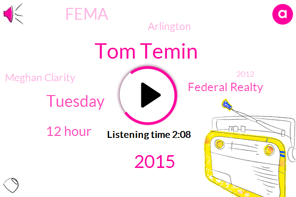 Tom Temin,2015,Tuesday,12 Hour,Federal Realty,Fema,Arlington,Meghan Clarity,2012,Three Months,Hurricane Sandy,Last Week,Two Days,Two Decades,4600,Dallas, Texas,Biden,TWO,BO,D A