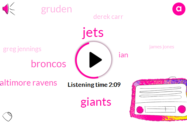 Jets,Giants,Broncos,Baltimore Ravens,IAN,Gruden,Derek Carr,Greg Jennings,James Jones,Browns,Raiders,GM,Michael Crabtree,Jordi,Marshawn Lynch,Mark,Cobb,Green Bay,Jordy Nelson,Two Second