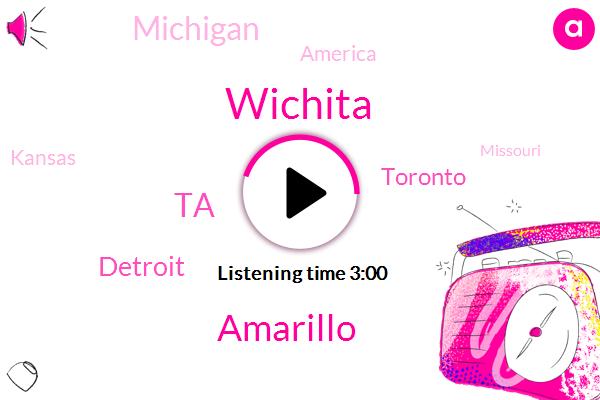 Wichita,Amarillo,TA,Detroit,Toronto,Michigan,America,Kansas,Missouri,North Carolina,Illinois,Texas,Carolinas,Oklahoma,Birmingham.,Hundred Years