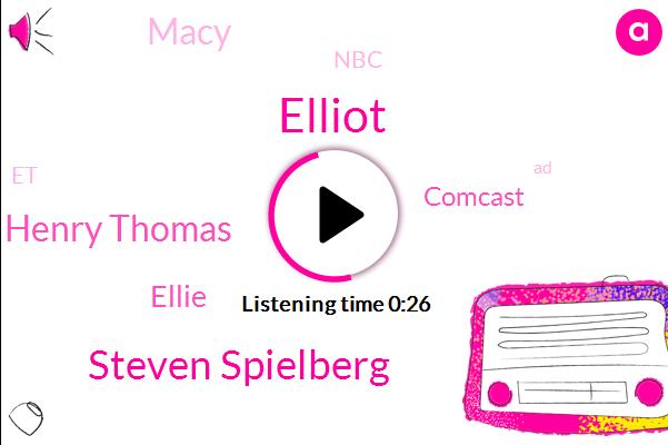 Listen: Comcast Reunites E.T., Elliott For the Holidays