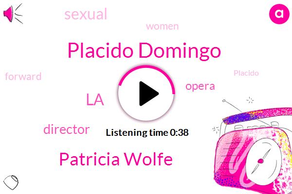 Listen: Plácido Domingo resigns from LA Opera post amid sexual misconduct claims