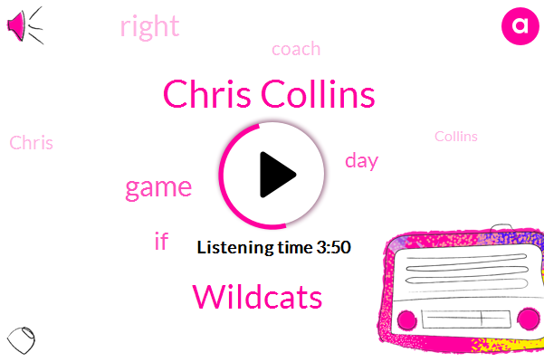 Chris Collins,Wildcats