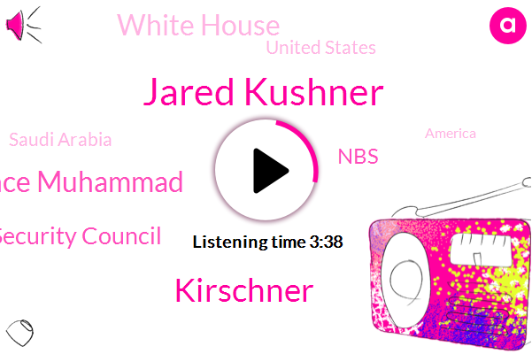 Jared Kushner,United States,Saudi Arabia,National Security Council,Kirschner,New York Times,America,Prince Muhammad,NBS,Israel,White House,Two Years