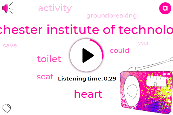Listen: This Toilet Will Predict if You'll Have Heart Failure