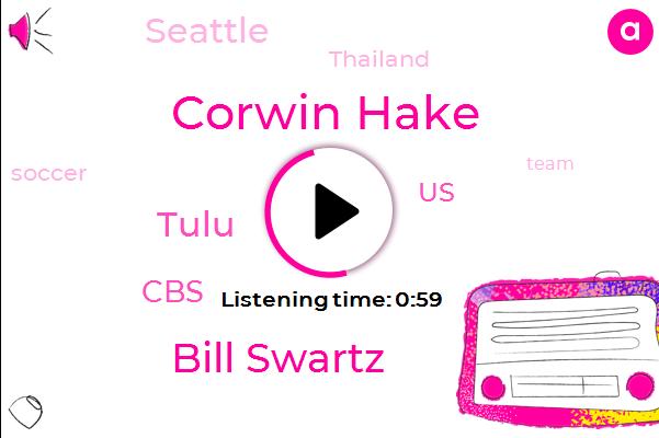 United States,Corwin Hake,Bill Swartz,Komo,Seattle,Soccer,CBS,Thailand,Tulu