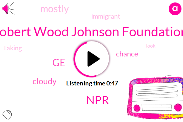 Robert Wood Johnson Foundation,NPR,GE