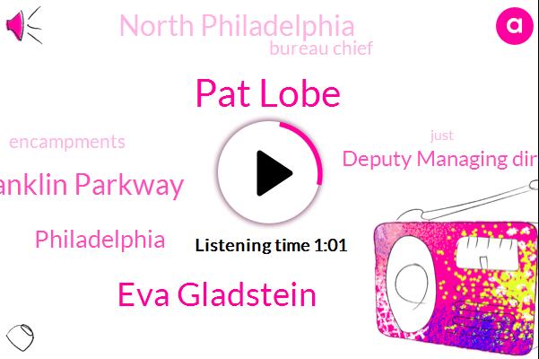 Benjamin Franklin Parkway,Pat Lobe,Deputy Managing Director,North Philadelphia,Philadelphia,Bureau Chief,Eva Gladstein