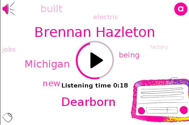 Brennan Hazleton,Dearborn,Michigan