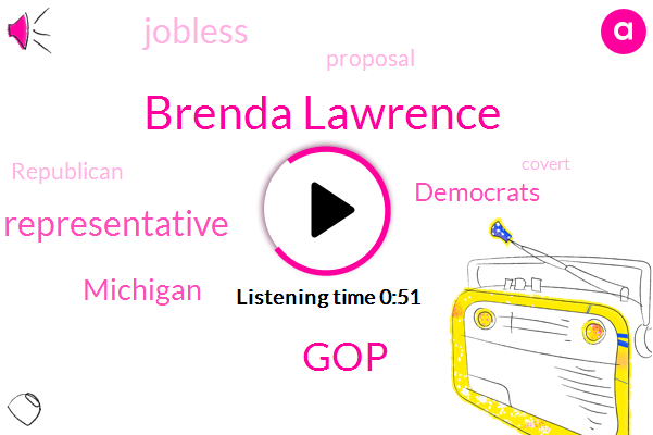 Brenda Lawrence,GOP,Representative,Michigan