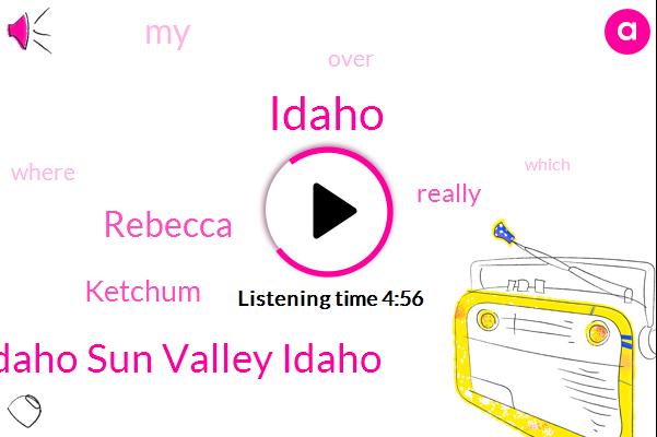 Idaho,Idaho Sun Valley Idaho,Rebecca,Ketchum