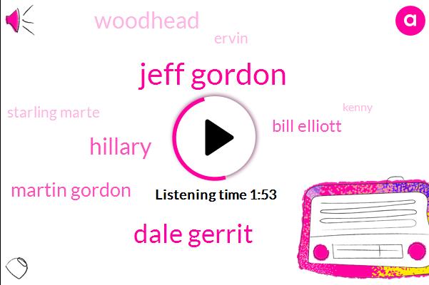Jeff Gordon,Dale Gerrit,Hillary,Martin Gordon,Bill Elliott,Woodhead,Ervin,Starling Marte,Kenny,Ernie Irvin,Bernier,Chevrolet,Taylor