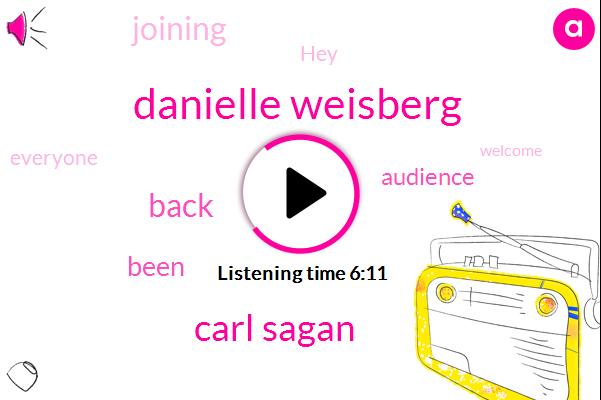 Danielle Weisberg,Carl Sagan,ONE