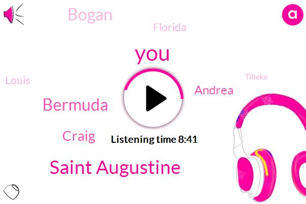 Saint Augustine,Bermuda,Craig,Andrea,Bogan,Florida,Louis,Tilleke,Tampa,Arn Heil,Vivian,Middle East,Madge,Broncos,David