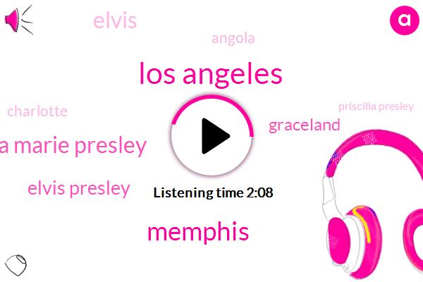 Los Angeles,Memphis,Lisa Marie Presley,Elvis Presley,AP,Graceland,Elvis,Angola,Charlotte,Priscilla Presley,Smith,Saint Petersburg,Twenty Dollars,Four Decades,Thirty Years,Forty Years
