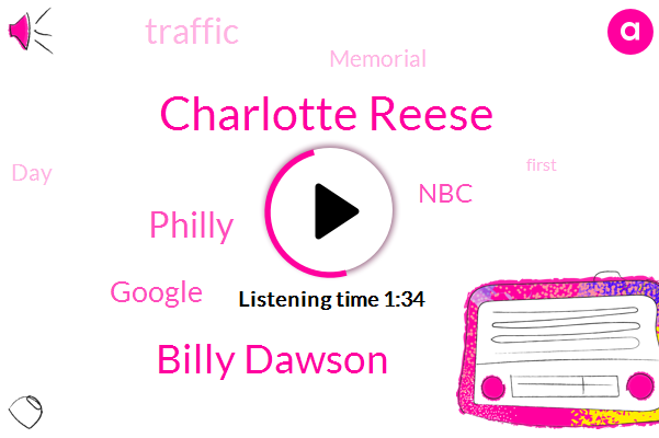 Charlotte Reese,Billy Dawson,Philly,Google,NBC