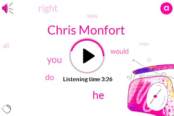 Chris Monfort