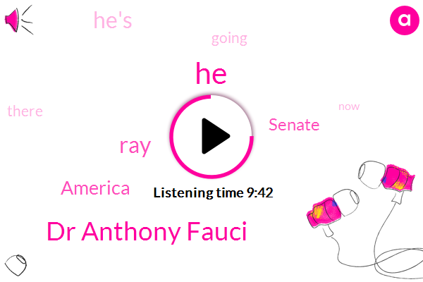Dr Anthony Fauci,RAY,America,Senate