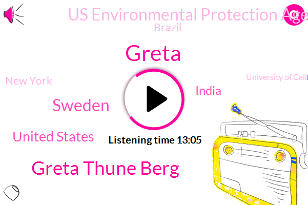 Greta,Greta Thune Berg,Sweden,United States,India,Us Environmental Protection Agency,Brazil,New York,University Of California Climate Solutions,Greta Bloomberg,Germany,France,Turkey,Plymouth