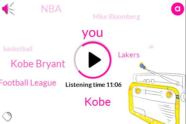 Kobe,Kobe Bryant,National Football League,Lakers,NBA,Mike Bloomberg,Basketball,Entrepreneur Bloomberg,Jonah,Mike,Bryant Family,Kyle Shanahan,California,Andy Reid,Orlando,Oscar