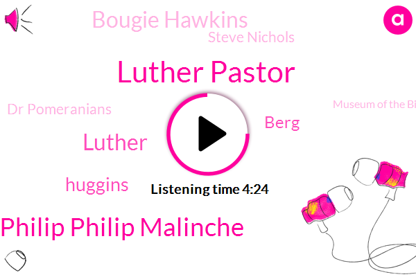 Listen: Getting to Know Luther's Pastor: Johannes Bugenhagen