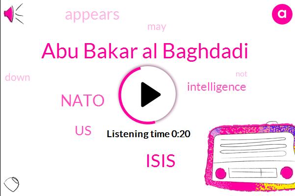 Listen: ISIS plots comeback after al-Baghdadi's death
