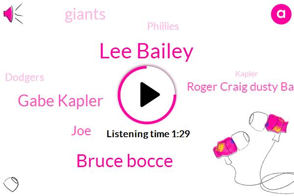 Listen: Giants name Kapler manager, replacing Bochy