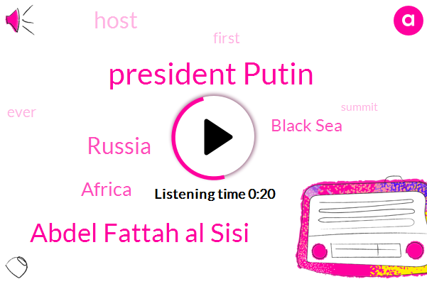 Listen: Vladimir Putin to woo African leaders at first Russia-Africa summit
