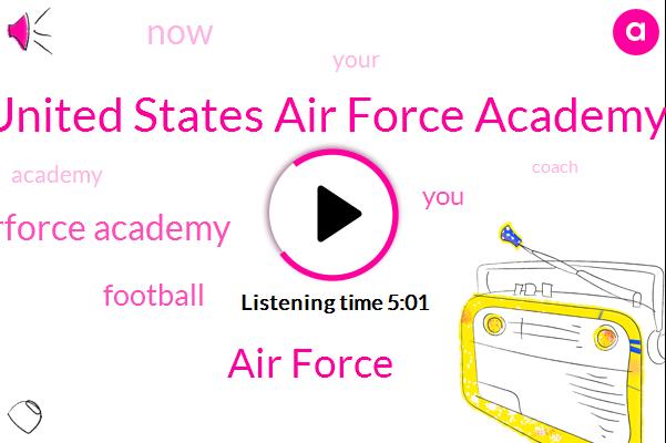 Listen: Air Force Football
