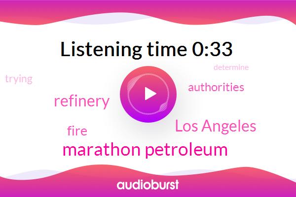 Los Angeles,Marathon Petroleum