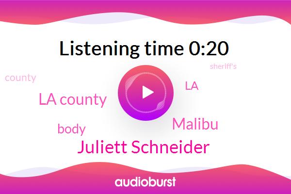Malibu,Juliett Schneider,La County