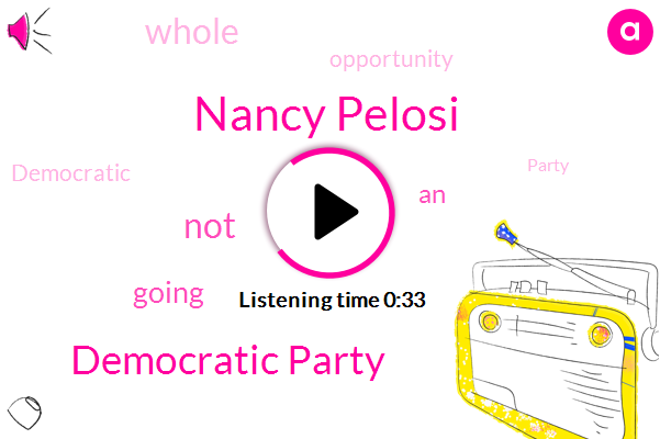 Nancy Pelosi,Democratic Party