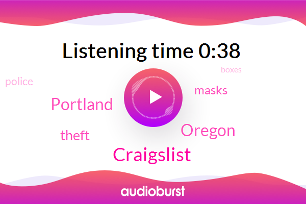 Oregon,Portland,Theft,Craigslist