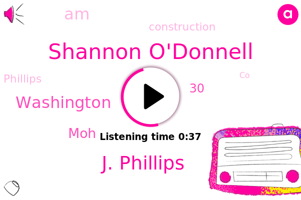 Shannon O'donnell,J. Phillips,Washington