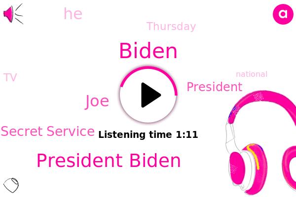 President Biden,Secret Service,Biden,JOE,Brad