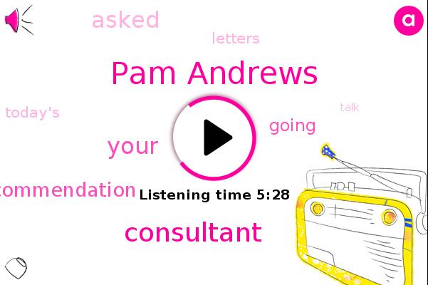 Pam Andrews,Consultant