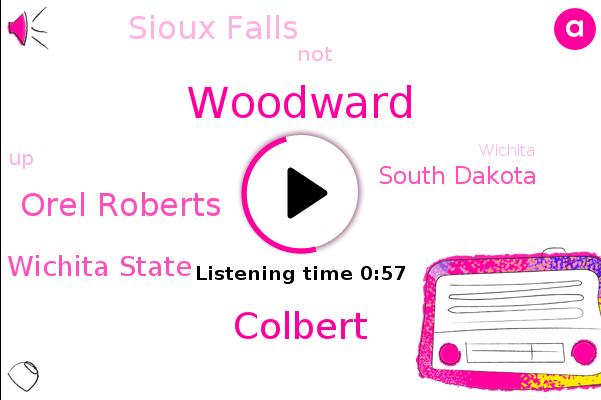Wichita State,South Dakota,Woodward,Colbert,Sioux Falls,Orel Roberts