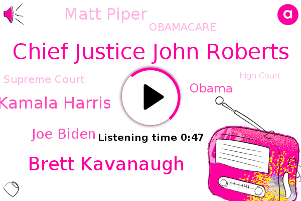 Listen: Obamacare appears likely to survive Supreme Court challenge