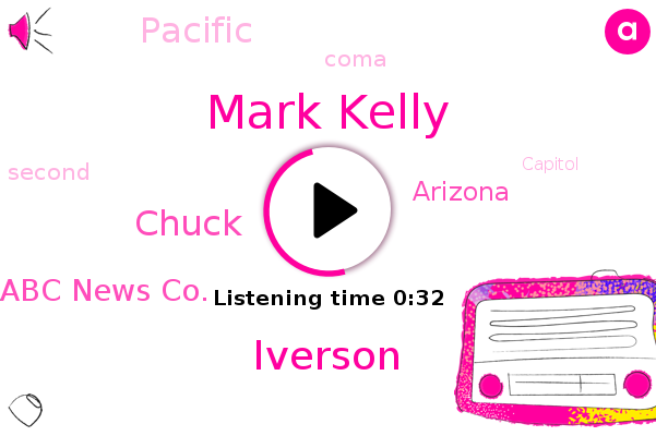 Abc News Co.,Mark Kelly,Iverson,Chuck,Arizona,Coma,Pacific