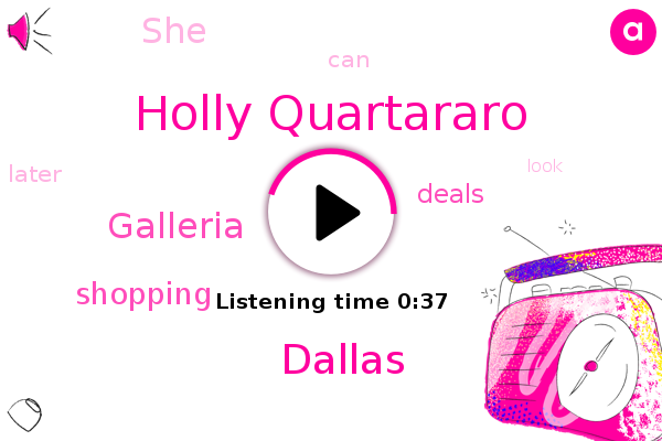 Holly Quartararo,Galleria,Dallas