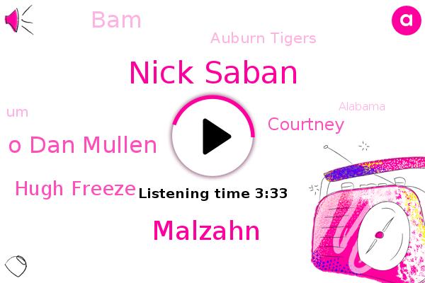 Nick Saban,Auburn Tigers,Malzahn,E. C. N O Dan Mullen,BAM,Alabama,Hugh Freeze,Courtney,UM,Georgia,Football,Fever,Fatigue