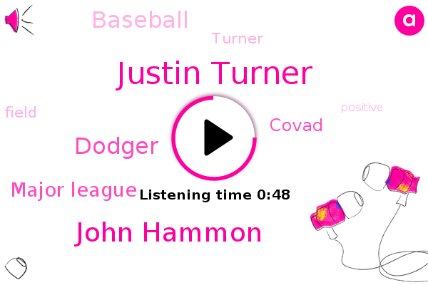 Justin Turner,Baseball,Major League,Covad,John Hammon,Dodger