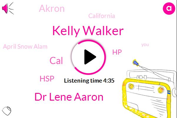 HSP,Kelly Walker,April Snow Alam,HP,Dr Lene Aaron,Akron,California,CAL