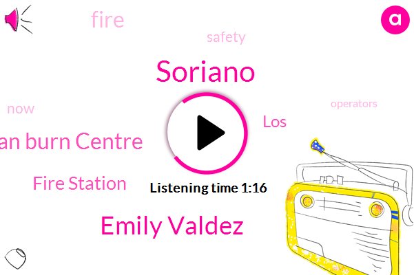 Soriano,Emily Valdez,Grossman Burn Centre,Fire Station,LOS