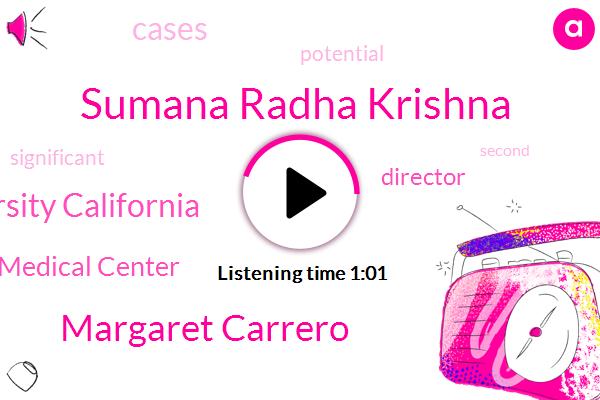 Sumana Radha Krishna,Director,Johns Hopkins University California,Margaret Carrero,Dignity Health California Hospital Medical Center