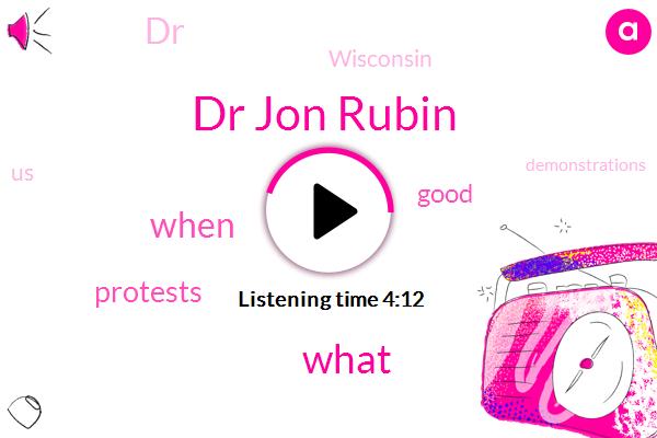 Dr Jon Rubin