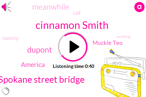 Spokane Street Bridge,Muckle Teo,Dupont,Cinnamon Smith,America,ABC