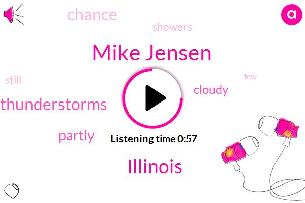 Mike Jensen,Illinois,WGN
